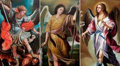 Arcángeles Miguel, Gabriel y Rafael, festividad e...