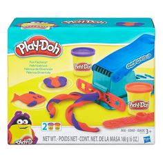 Find the Play-Doh® Fun Factory® at Michaels