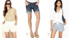 obsessed with all of these shorts for summer