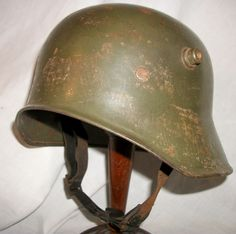 ULTRA-RARE WW1 IMPERIAL GERMAN VISORLESS HELMET. 100% ORIGINAL