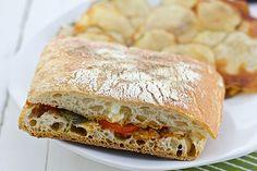 Recipe: Panera Smokehouse Turkey Panini | Turkey Panini, Smokehouse ...