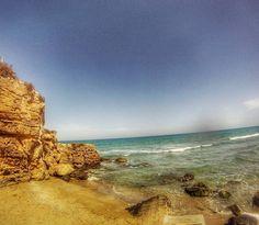 As praias mais lindas da Sicília ficam em áreas protegidas e o acesso é feito somente de carro. #sicilia #Sicilia #italy #italia #praia #siracusa