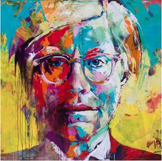 Andy W., 180x220cm/ 70,9x86,6 inch, acrylic on canvas http://www.voka.at/#/head/