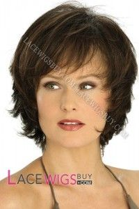 """10"""" Curly #6 Glueless Full Lace Wigs 100% Indian Remy Human Hair [Sgf120023]"""