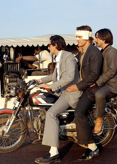The Darjeeling Limited - Adrien Brody, Owen Wilson, Jason Schwartzman