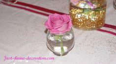 rose fushia mariage