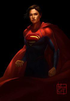 Superman And Superwoman, Power Girl Cosplay, Dc Trinity, Hq Dc, Superhero Design, Superhero Ideas, Superman Family, Dc Comics Art, Comic Movies