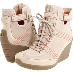 I have a pair of TSUBO's and they are my go to shoes when I want to wear my long jeans. They are very comfortable. I want these. Talk about what do you wear with winter white pants! This is it! This is it!