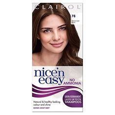 Nice n Easy No Ammonia Hair Dye Medium Golden Brown 78 PACK OF 6 *** Be sure to check out this awesome product affiliate link Amazon.com