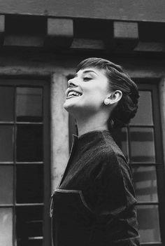 Classic Audrey:       Beautiful.