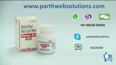 Videx Capsules, Dinex EC (Didanosine Capsules)