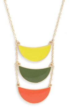 ModCloth The Peel World Necklace