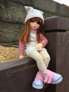 I love Dublin ❤️ bjd doll :) #luna #balljointeddoll #doll #hobby #bjddoll #bjd #relax #sewing #dress #handmade #freetime #littlefee #Dublin #Liffeyriver