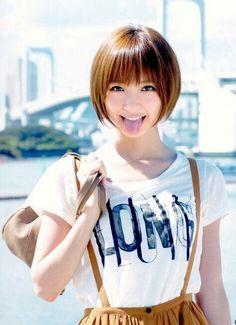 AKB48's Shinoda Mariko #Fashion #Jpop #Idol