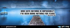 An awesome Doing Nothing For Years facebook cover for your FB timeline. Choose from thousands of new Funny timeline covers with live preview.