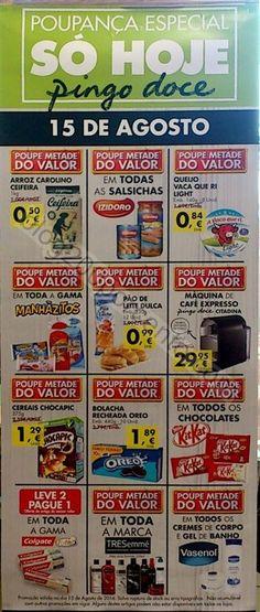 Avistamento Promoções extra PINGO DOCE - 15 agosto - http://parapoupar.com/avistamento-promocoes-extra-pingo-doce-15-agosto/