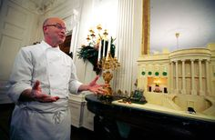 'I Don't Want To Demonize Cream, Butter, Sugar And Eggs': White House Pastry Chef Resigns « Pat Dollard