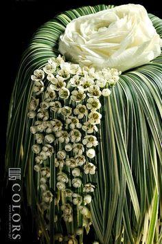 Flower arrangement ~ By Taro Kuniyasu