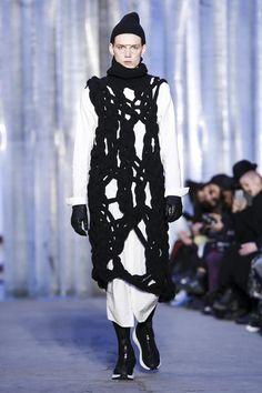 Boris Bidjan Saberi Menswear Fall Winter 2017 Paris