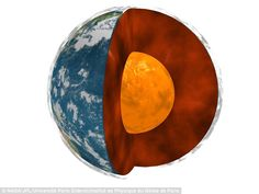 New layer discovered in Earth's mantle: 'Superviscous' region that is five quintillion times thicker than peanut butter found