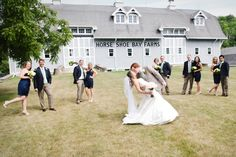 Door County Wedding. Photo by Oliver Howell. Reception Location is Horseshoe Bay Golf Club, Egg Harbor.