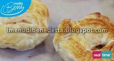 I Menu di Benedetta | Molto Bene: Capesante e verdure in crosta di sfoglia