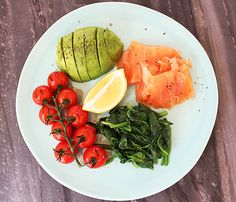 This is a quick,simple and yummy cooked breakfast that wont leave you feeling guilty afterwards. Serves 1 Prep: 3 mins Cooking: 5-6 mins GF,DF,RSF Ingredients: Smoked salmon/Trout …