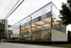 SHOWROOM WITH GLASS FACADE - Google Search