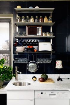 Small space styling tips we're still using in our apartments