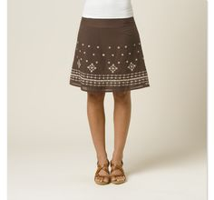 prAna - Savvy Skirt - this fit like a dream and was pretty true to size. Not too short, not too long