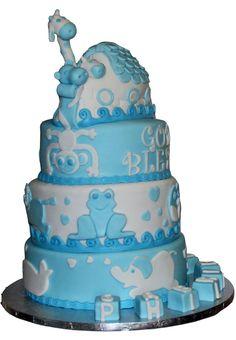 Noah's Ark Cake  Like us on Facebook @ www.facebook.com/...