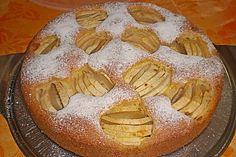 Schneller Apfelkuchen 11