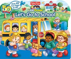 Fisher-Price Little People Lets Go to School