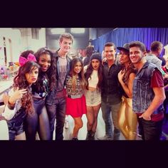 Fifth Harmony with restless road