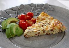 Gluten Free Pie, Savory Tart, Tasty, Yummy Food, Low Carb Keto, Chutney, Lchf, Food Videos, Foodies