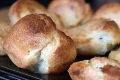 Recipe: Buttery Breakfast Popovers | Bay Area Bites | KQED Food