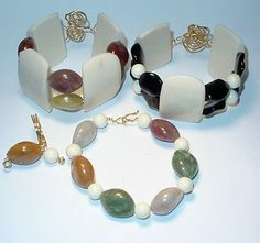 Free USA shipping  destash  jewelry lot three by icColors on Etsy, $25.00