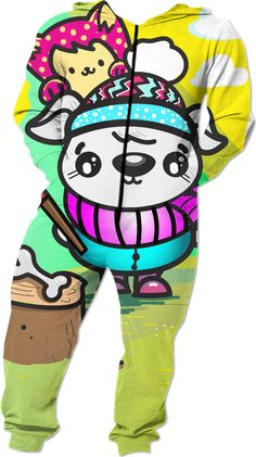 Check out my new cute cats and dogs onesies over at my RageOn! store https://www.rageon.com/products/ollie-outdoorsy-dogs-cats-friends-onesie on RageOn!  © Sarah M Wall 2016.