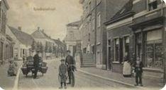 Raadhuisstraat in het Ginneken . Jaar...1903