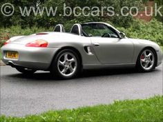 02 02 Porsche Boxster 3.2S Silver Metallic, Black Leather Barrie Crampton's You Tube Channel http://www.youtube.com/user/barriecrampton?feature=mhee