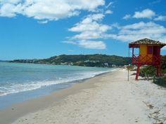Praia de Jurerê!