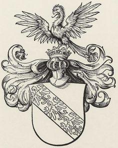Wappen des Herzogtums von Lothringen / Coat of Arms of The Duchy of Lorraine