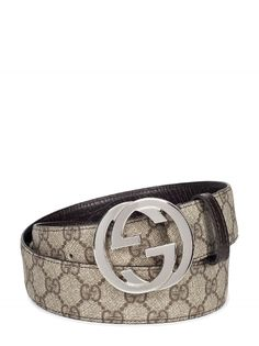 I've worn Gucci belts for years and I still fall in love with them when I put one of mine on!