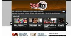 ¡Y un día Spacio Libre cambió de cara! Tenemos diseño nuevo. Visítanos en www.spaciolibre.net