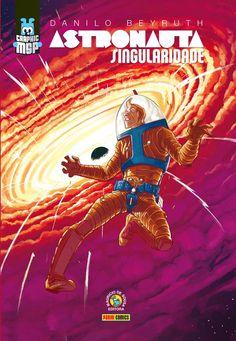TavernaPOP!: Astronauta - Singuralidade: Novo volume da coleção...