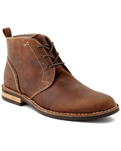 "Original+Penguin+""Merle""+Leather+Chukka+Boot+is+on+Rue.+Shop+it+now."