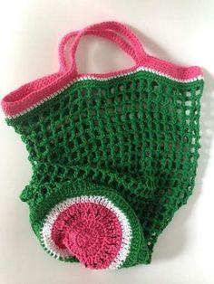 Para copiar: 20 Modelos de bolsa sacola de crochê ⋆ De Frente Para O Mar