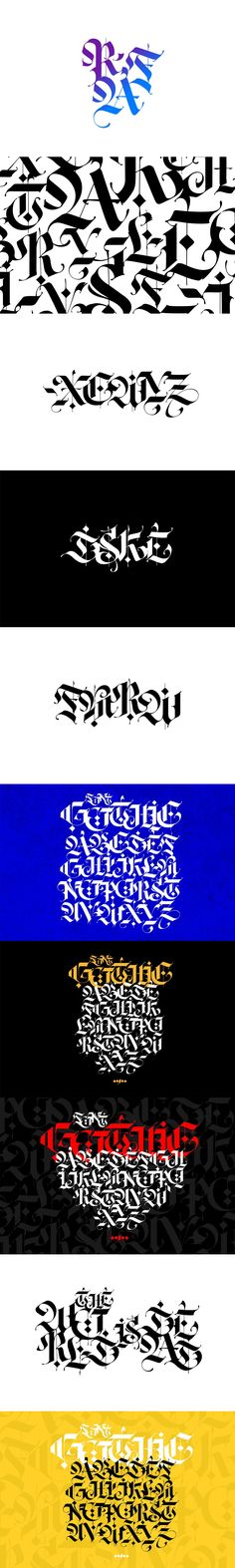 - Web & Graphic Design on SVG Ninja Gothic Fonts, Tattoo Lettering Fonts, English Alphabet, Handmade Design, Ninja, Letters, Graphic Design, Modern, Trendy Tree