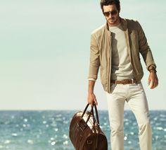Massimo Dutti June Lookbook for Men. Spring Summer 2014 Collection. www.massimodutti.com