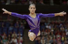 Olympic Gymnastics | London Olympics Artistic Gymnastics Women Aly Raisman helped the U.S ...